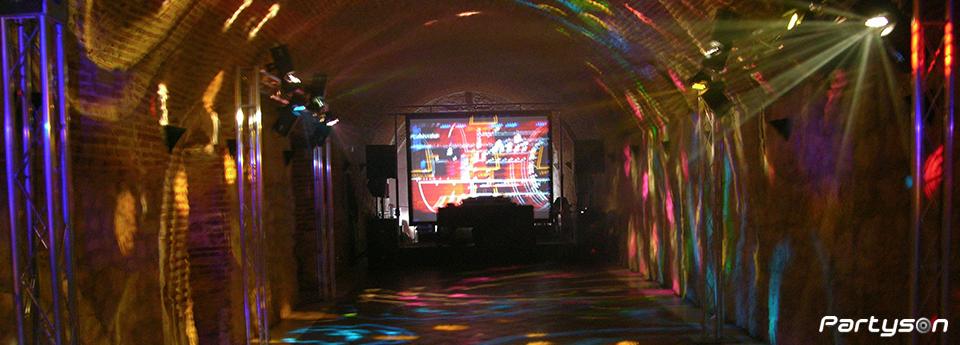 Venta e instalación de equipos audiovisuales